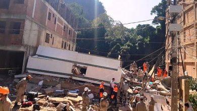 Photo of Sobe para 7 o número de mortos em desabamento de prédios no Rio