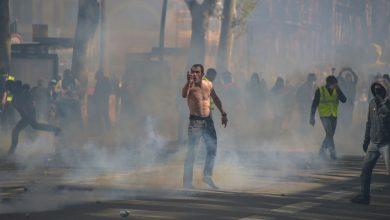 Photo of Protesto dos coletes amarelos tem confronto com a polícia em Toulouse, na França