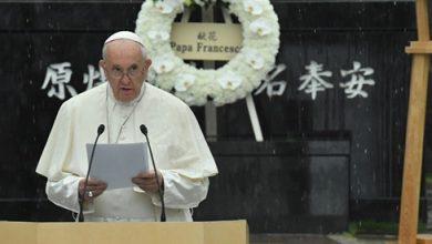 Photo of Nagasaki: Papa pede consciência e diálogo em mensagem pela paz