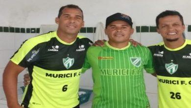 Photo of Souza participa de treino no Murici e presidente não descarta contratação