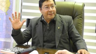Photo of Luis Arce, ex-ministro da Economia da Bolívia, será candidato à presidência pelo partido de Evo Morales   Pleito está marcado para 3 de maio, cerca de seis meses depois de Morales renunciar ao cargo   Por G1   19/01/2020   19h26
