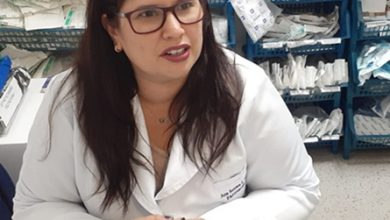 Photo of Farmacêutica do HE do Agreste orienta sobre armazenamento correto de medicamentos