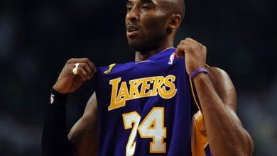 Photo of Kobe Bryant, astro da NBA, morre em acidente de helicóptero nos Estados Unidos