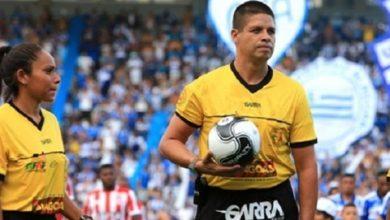 Photo of Árbitro Chicão consegue liminar para voltar a apitar em jogos da CBF e FAF