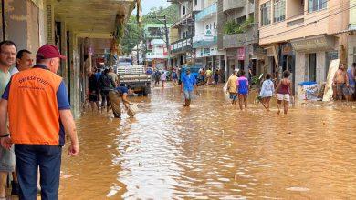 Photo of Mais de 2 mil pessoas estão desalojadas no Espírito Santo