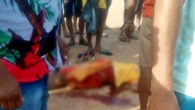 Photo of Jovem é morto a golpes de faca durante partida de futebol no interior