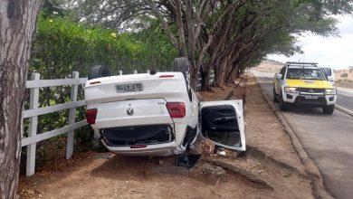 Photo of Assaltante capota após roubar veículo na rodovia estadual AL 220