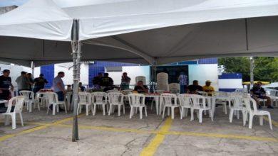 Photo of Sem diálogo com o governo Renan Filho, policiais civis realizam 1º ato