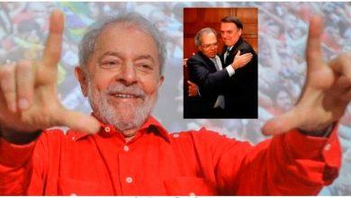 Photo of Com medo de Lula, Bolsonaro exige de Guedes crescimento mínimo de 2%
