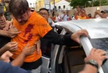 Photo of Urgente: senador Cid Gomes é baleado com tiro de borracha em Sobral
