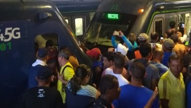 Photo of Acidente no Metrô do Recife deixa mais de 40 feridos