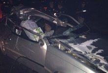 Photo of Criança morre e sete pessoas ficam feridas após carro colidir com animal em Dois Riachos