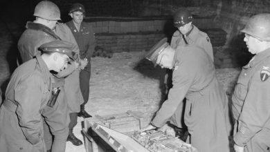 Photo of O tesouro escondido pelos nazistas e encontrado por acaso em mina por soldados dos EUA
