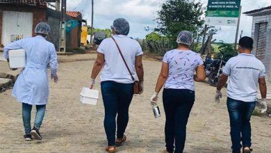 Photo of Anadia vacina mais de 70% dos idosos contra a gripe influenza o objetivo é chegar a meta nacional 90%