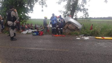 Photo of Três mortos em acidente na AL 105 em Boca da Mata