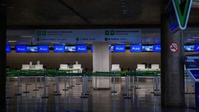 Photo of Brasil fecha fronteira aérea para estrangeiros de todas as nacionalidades