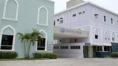 Photo of Sete pacientes com suspeita de Covid-19 estão internados na Santa Casa de Maceió