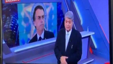 Photo of Perguntado por Datena, Bolsonaro não nega que poderia dar um golpe e fechar o Brasil (vídeo)