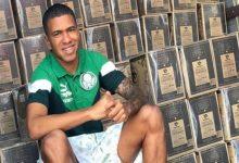 Photo of Lateral do Palmeiras doa 100 cestas básicas para famílias carentes em SP