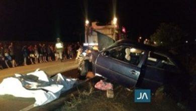 Photo of Veículo com oito pessoas se envolve em acidente, que resulta em quatro mortos, em Arapiraca