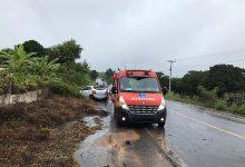 Photo of Bombeiros são acionados para socorrer vítima de acidente em Branquinha
