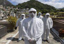 Photo of Brasil registra 800 mortes e 15.927 casos confirmados do novo coronavírus