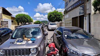 Photo of Polícia desarticula organização envolvida em tráfico e clonagem de veículos no Sertão