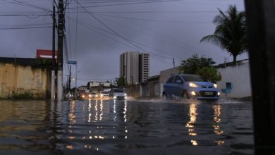 Photo of Fim de semana será de chuva em todas as regiões do Estado