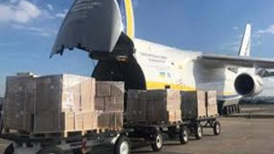 Photo of Avião cargueiro pousa no Brasil com 6 milhões de máscaras da China