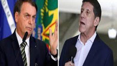 Photo of Bolsonaro volta a atacar David Uip em seu lobby pela cloroquina