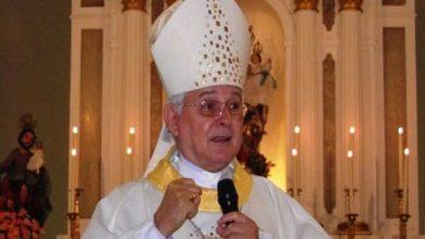 Photo of Dom Valério Breda apresenta melhora e médicos e padres acreditam em sua recuperação