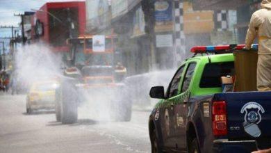Photo of Prefeitura de Arapiraca inicia processo de higienização da cidade contra o coronavírus