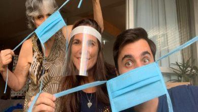 Photo of Projeto 'Máscaras do Bem' produz material e distribui pelo litoral de SP: 'maneira de levar amor'