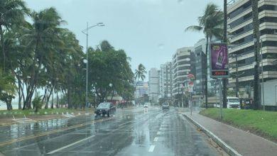 Photo of Alagoas pode ter chuvas intensas e rajadas de vento nos próximos dias