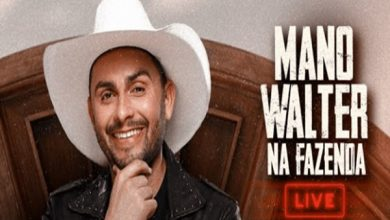 Photo of Mano Walter na Fazenda – Live | Fique em Casa e Cante #Comigo