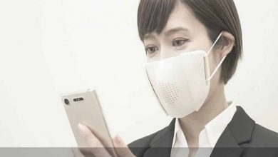 Photo of Japoneses criam máscara Bluetooth que amplifica voz e permite falar ao celular