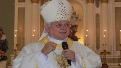 Photo of Diocese convoca dia de oração em prol da saúde de Dom Valério que continua internado