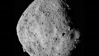 Photo of Nasa publica novo mosaico de fotos do asteroide Bennu