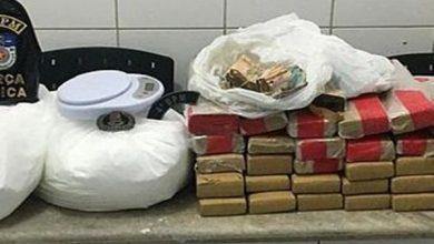 Photo of Nos últimos seis meses, mais de 500 quilos de drogas foram apreendidos pela PM em Alagoas