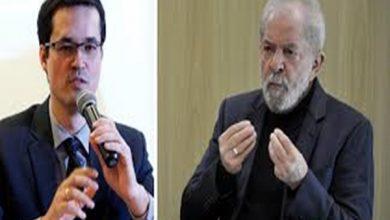 Photo of Lula responde Dallagnol após fuga de debate: é um farsante