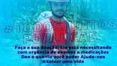 Photo of Campanha é lançada nas redes sociais para arrecadar ajuda financeira em prol do tratamento de jovem vítima de acidente em Santana