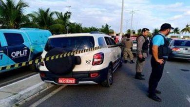 Photo of Polícia prende suspeito de latrocínio contra taxista no bairro do Jaraguá, em 2018