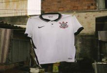 Photo of Corinthians lança uniforme que homenageia título brasileiro de 90; veja fotos, preços e detalhes