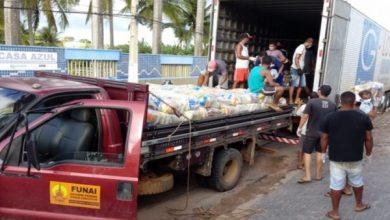 Photo of VÍDEO: Funai conclui entrega de 10 mil cestas básicas para 5 mil indígenas em AL