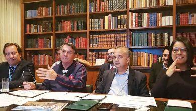 Photo of Bolsonaro diz que pode vetar trechos do PL das Fake News