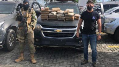 Photo of Operação prende traficante e apreende 40 kg de maconha em Riacho Doce, Maceió