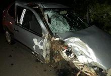 Photo of Acidente entre carro e moto deixa dois mortos na AL-220, em Arapiraca
