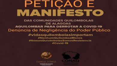 Photo of Comunidades quilombolas lançam petição e manifesto contra falta de apoio