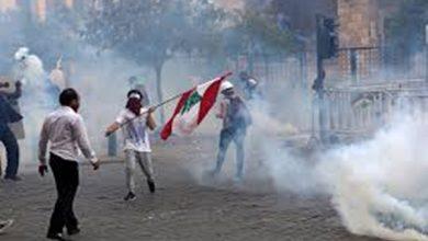 Photo of Libaneses protestam e exigem respostas sobre explosões