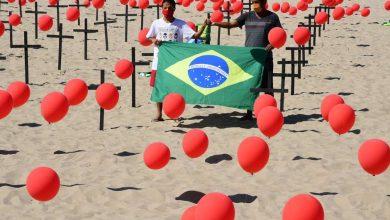 Photo of Brasil chega a 100 mil mortes por coronavírus